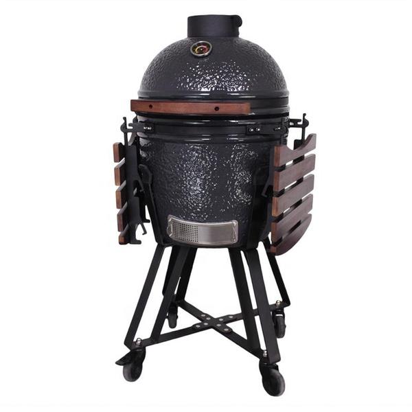 Big PODD Kamado Gray BBQ